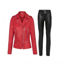 CLEANING AND TREATMENT OF LEATHER CLOTHES